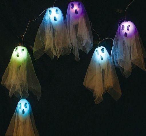 Ember Knight (emberknight0) on Pinterest - halloween ghost decor
