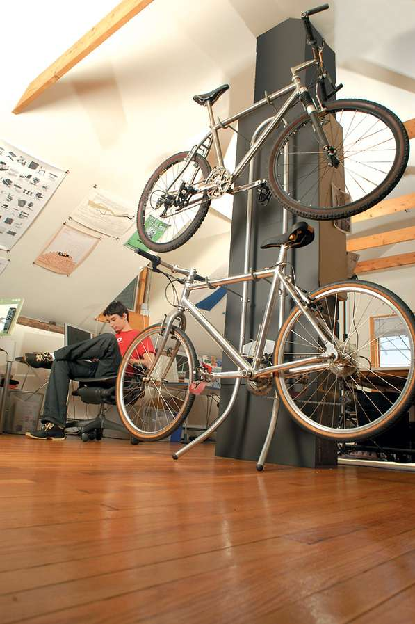 Rad Cycle Gravity Bike Stand Bicycle Rack ... & Gravity Bike Storage Rack - Lovequilts