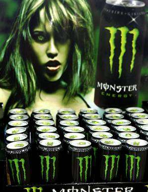 Motocross Girl Wallpaper Monster Versus Red Bull