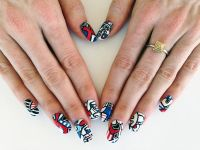 Famous Painting Manicures : Nail Art History