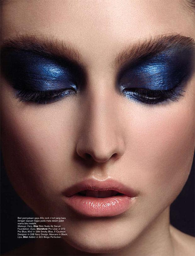 dynamic eyeshadow editorials new look
