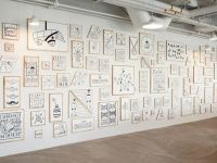 Individualized Work Illustrations : office interior design
