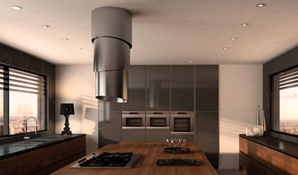 Culinary Cooking Telescopic Stove Toppers : Pareo Range Hood