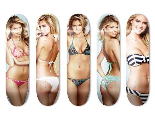 Girl Skateboards Wallpaper Supermodel Skateboard Blogs Skate Upton