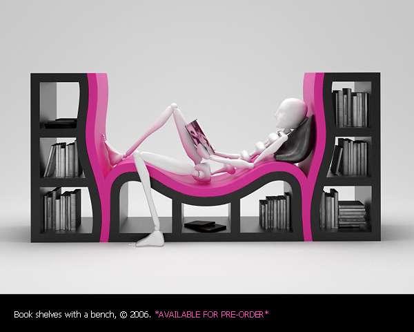 Stanislav Katz39s Funky Furniture Soviet Designer Twists