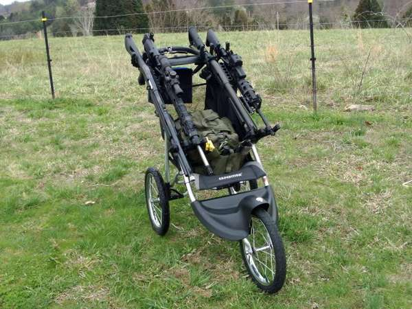 Infant Stroller Used Armed Infant Carriages Tactical Baby Strollers