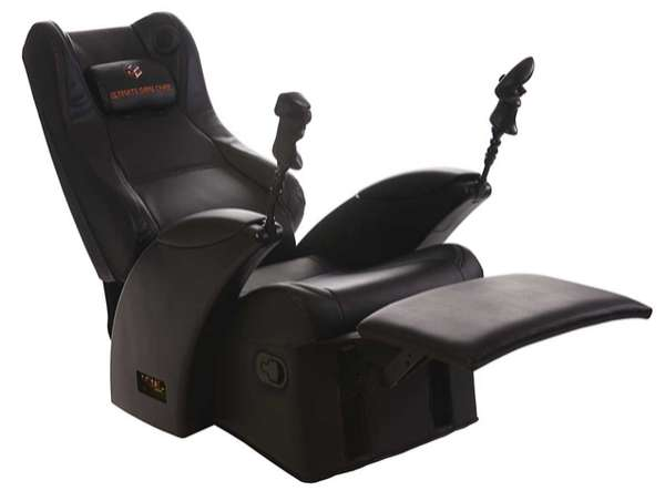Recliners For Gamers The Ultimate Gaming Chair Answers