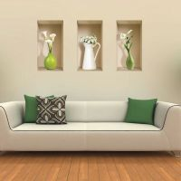 3D Wall Decals - Bing images