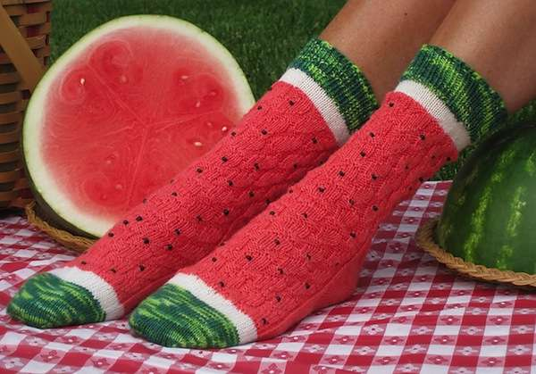 fruity makeup creative cosmetics turn your face into a watermelon