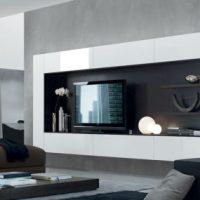 21 Floating Media Center Designs for Clutter