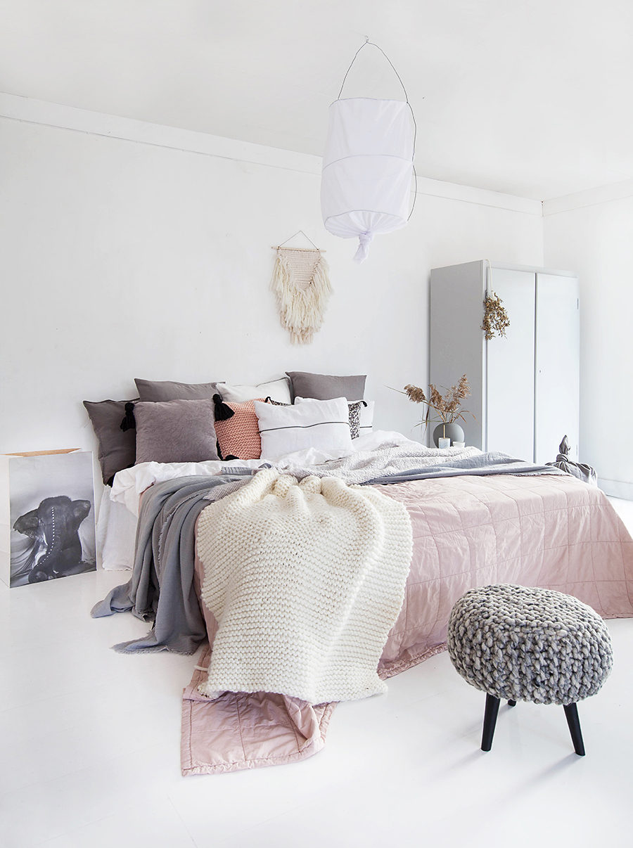 Scandinavian Furniture Bed 25 Scandinavian Interior Designs To Freshen Up Your Home