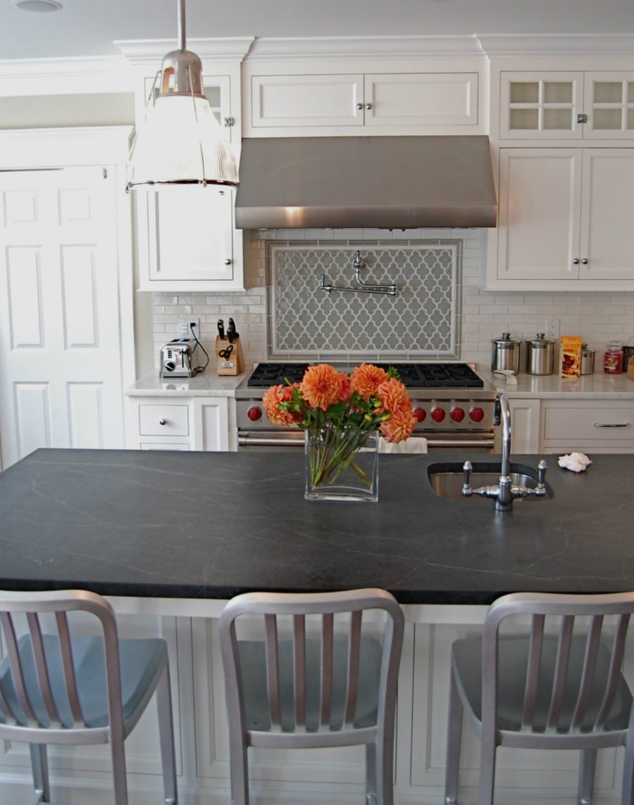 slate countertops soapstone kitchen countertops View in gallery Slate countertop design