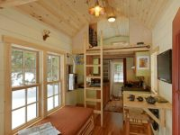 Extremely Tiny Homes: Minimalistic Living in Style