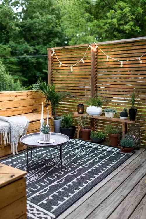 Medium Of Backyard Style Ideas