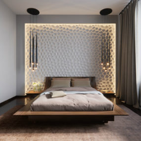 3d Modern Wallpaper Designs Contemporary Bedroom Ideas For Sophisticated Design Lovers
