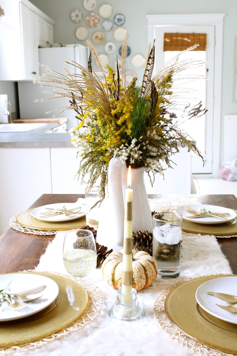 Decorating Ideas Dining Table Gorgeous Dining Table Fall Decor Ideas For Every Special Day In Your