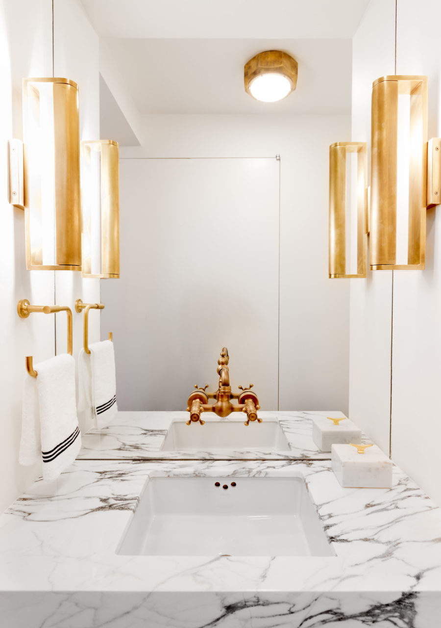 Animal Bedroom Wallpaper Unique Powder Rooms To Inspire Your Next Remodeling