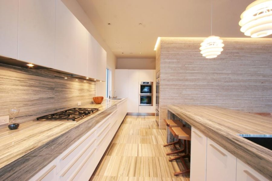 Kitchen Cabinets And Countertops Trends And Novelties: Unusual Kitchen Countertops