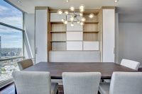 Modern Built-ins for Every Room and Purpose