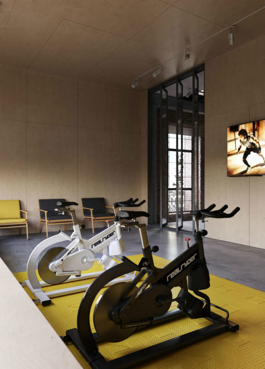 Garage Gym Wall Decor Home Gym Designs That Will Make You Wanna Sweat