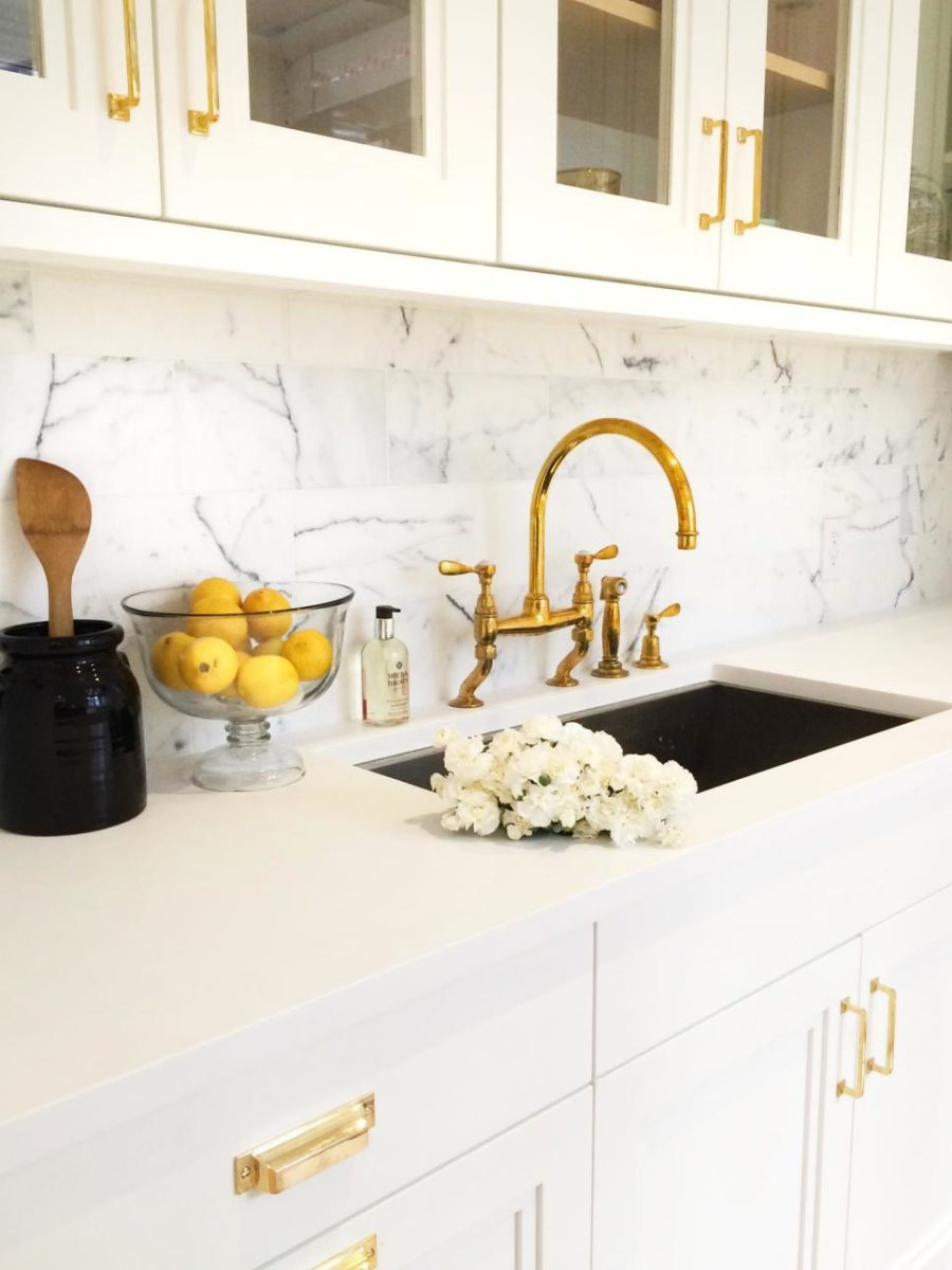 Metallic Keuken Modern Kitchen Sink Designs That Look To Attract Attention