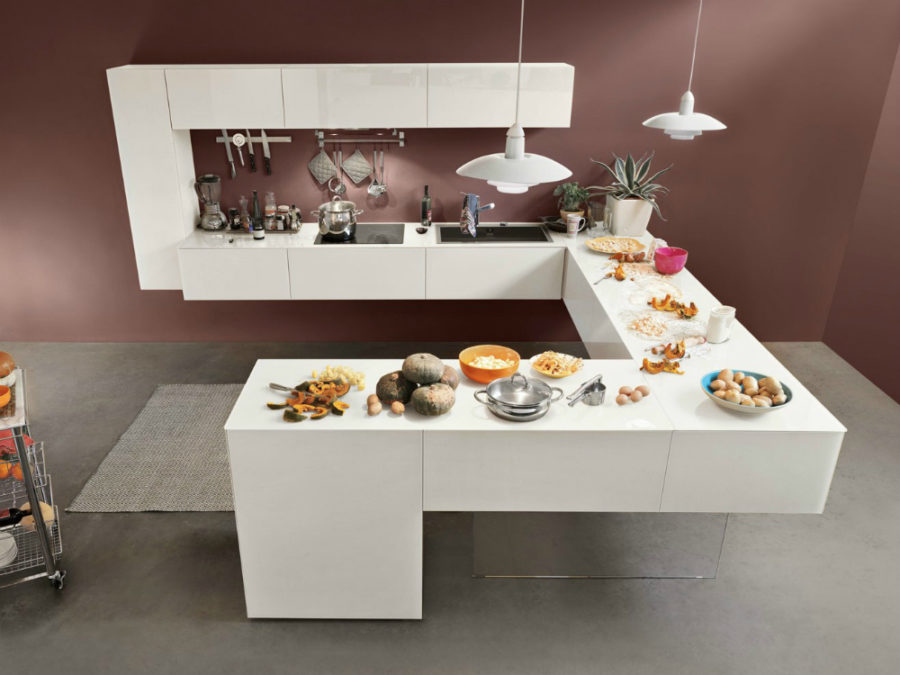 Contemporary Kitchen Furniture Designs You39ll Love