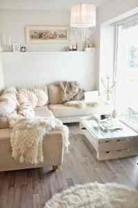Trendy Ideas for Small Living Room Space