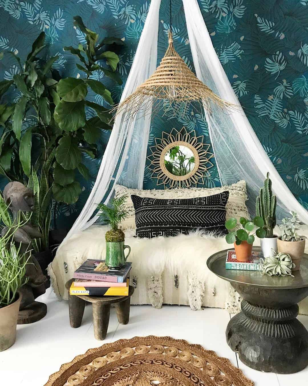 Chambre Boheme Chic 10 Ways To Give Your Bedroom A Bohemian Twist