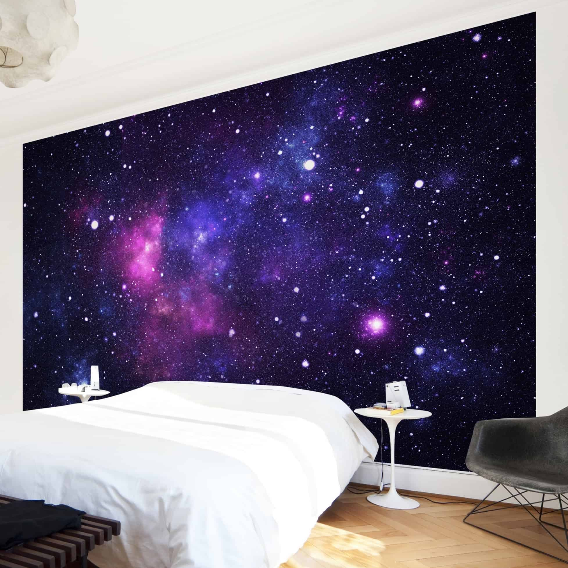 Galaxy Lights For Bedroom 10 Ways To Bring The Celestial Star Trend Right To Your Home