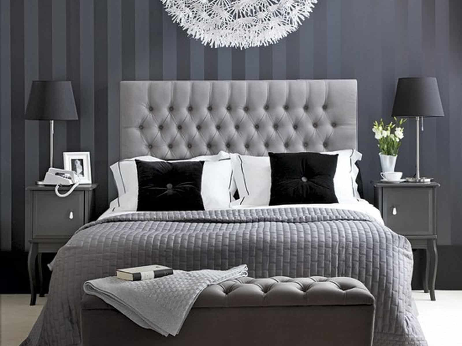 Black And White Bedroom Ideas Chic Black And White Bedrooms That Are All The Rave