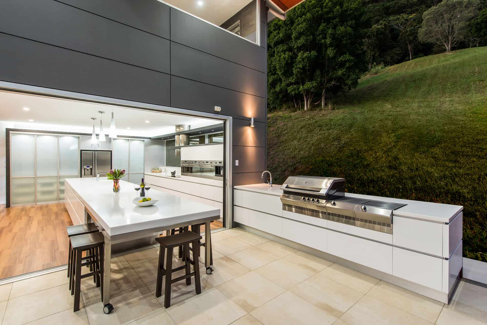 Outdoor Küche Modern Outdoor Kitchen Ideas That Will Make You Drool