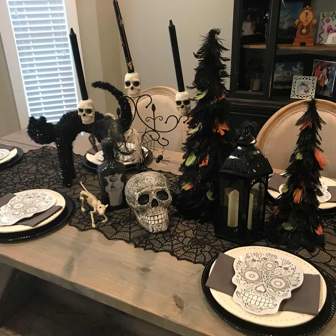 Halloween Decoration Interieur 10 Decorating Ideas For A Stunning Halloween Table