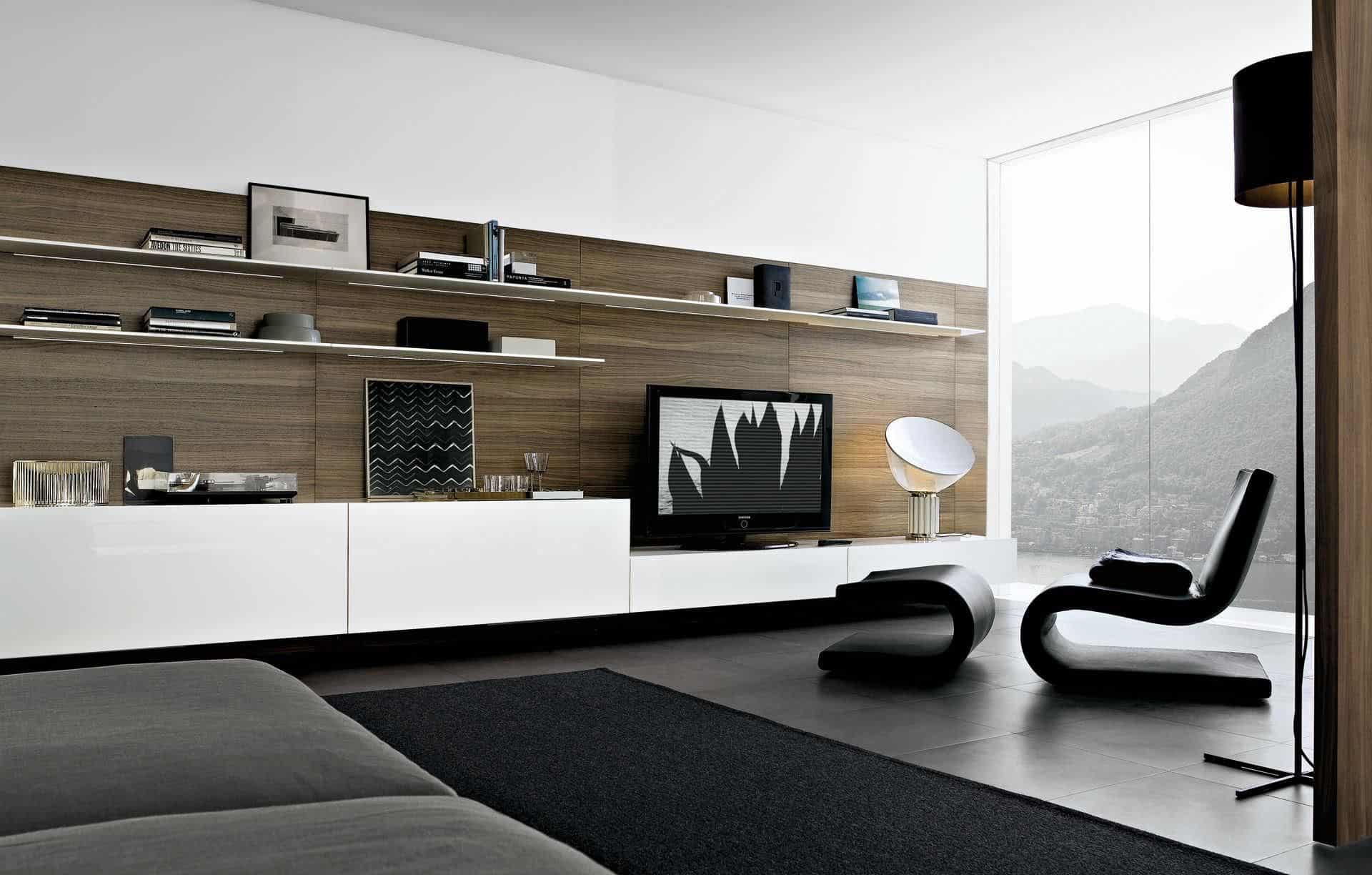 Modern Wall Units Show Stopping Modern Wall Units For Your Living Room