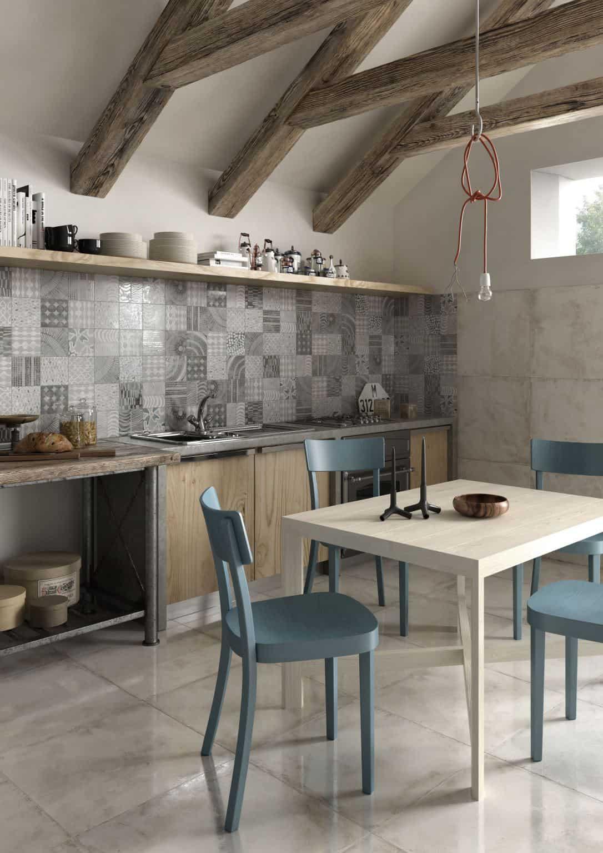 kitchen backsplash grey ricchetti italian kitchen backsplash design idea mediterranean kitchen