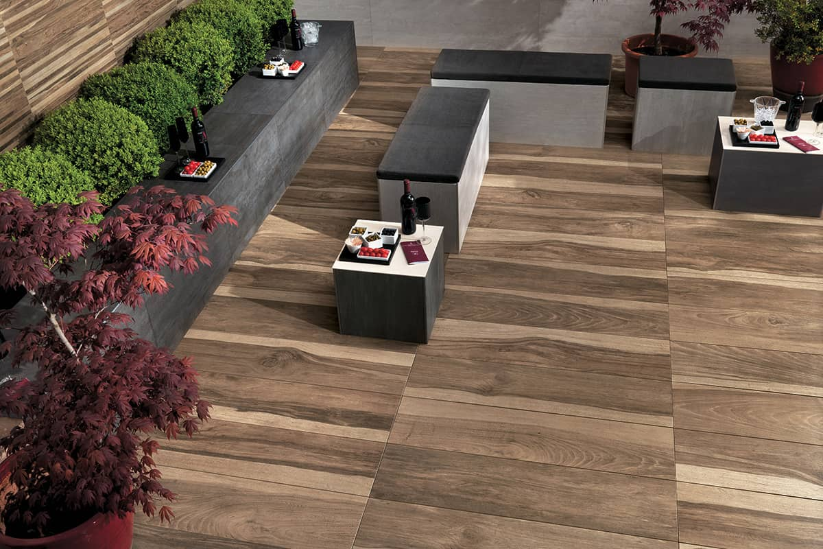 Outdoor Timber Tiles Wood Look Tile 17 Distressed Rustic Modern Ideas