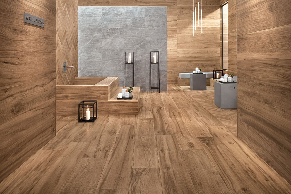 Porcelain Floor Tiles Wood Look Tile 17 Distressed Rustic Modern Ideas