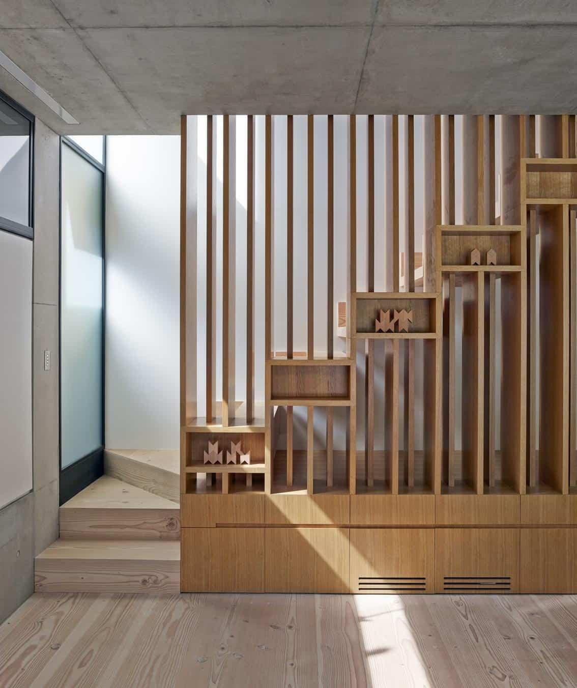 View in gallery 7 staircase designs interesting geometric details jpg