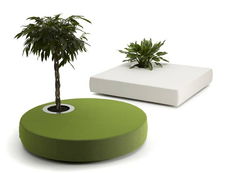 50 Cutest Poufs for Modern Living Rooms Indoor and Outdoor - poufs for living room