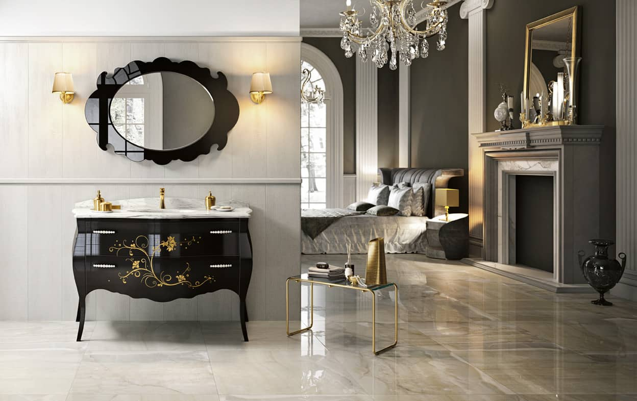 ... Italian Bathroom Vanities Chic Style Armida. Download Part 47