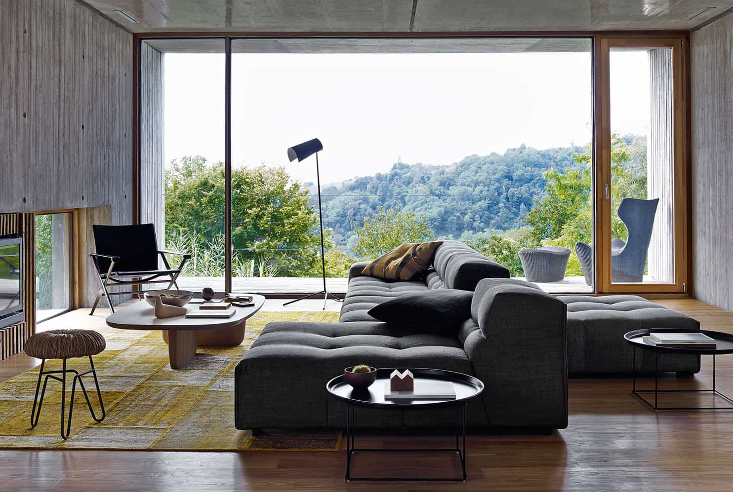 Muebles B&b This Trendy Cubic Sofa Is A New Addition To Tufty Time