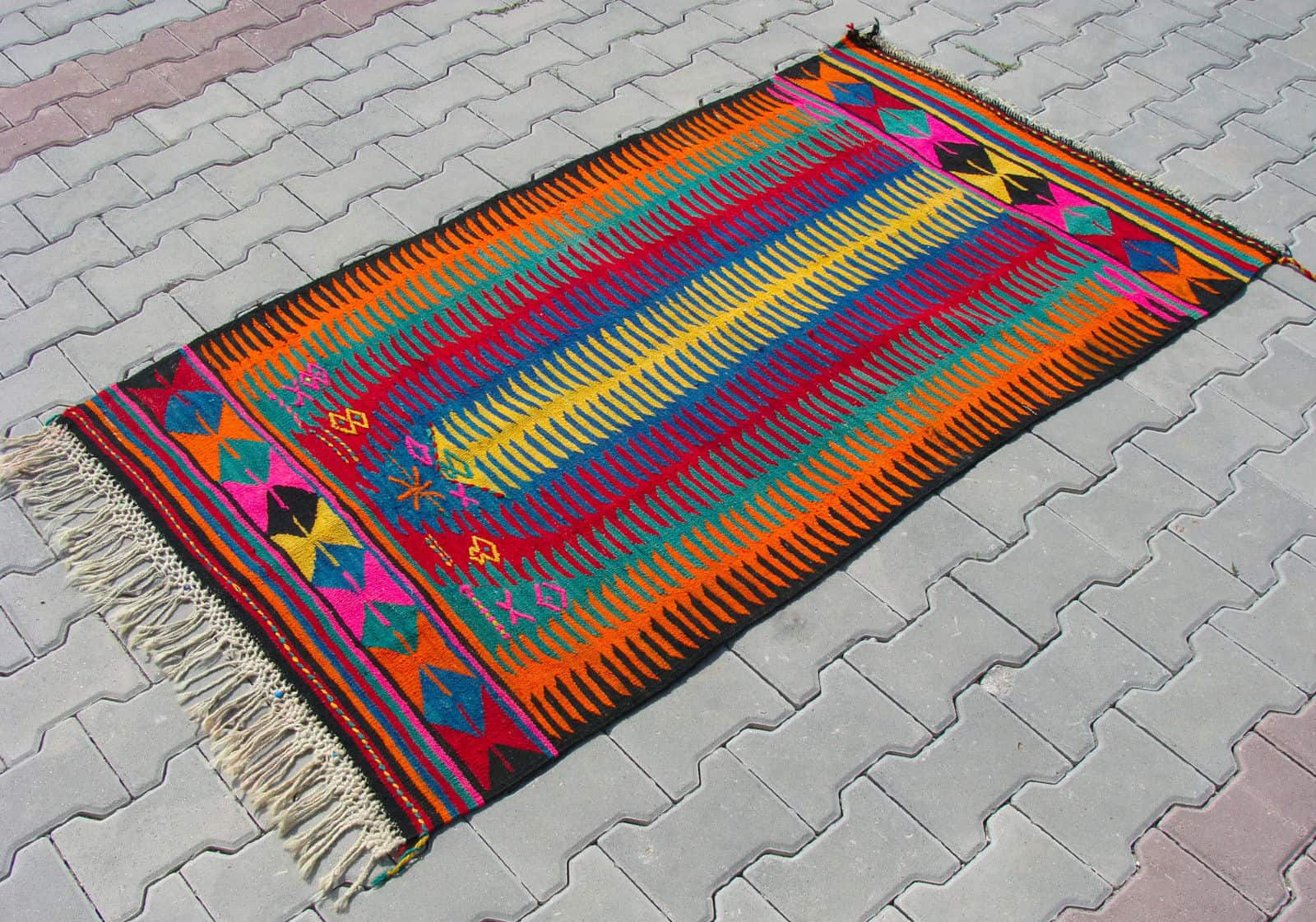 Bright Rugs Brightly Colored Rugs Home Decor