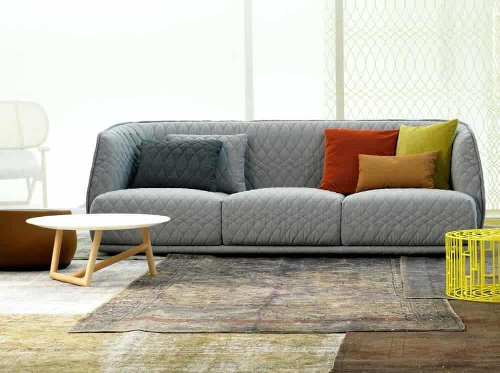 40 Elegant Modern Sofas For Cool Living Rooms - Couch Oder Sofa