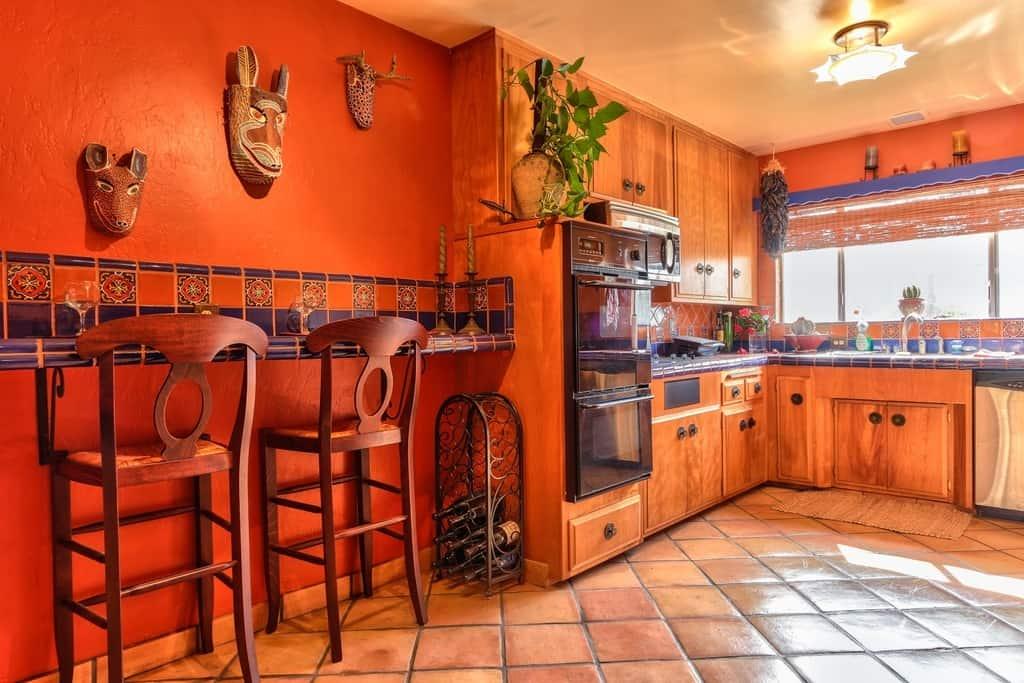 44 Top Talavera Tile Design Ideas - mexican kitchen design