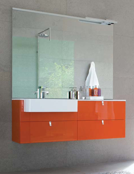 Lavabo Mineral Apron Front Bathroom Sink Beautifies New Modern Bathroom