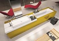 Ergonomic Bathroom System from Makro Integrates Bathtub ...