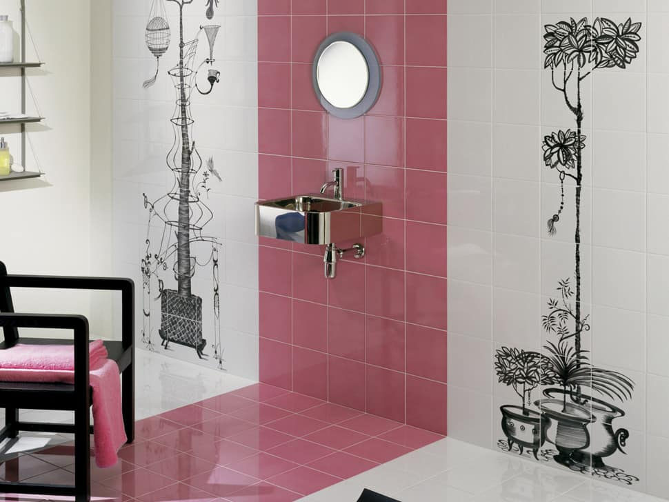 Piastrelle Bardelli Bagno Ceramica Bardelli Ceramic Wall Tiles Offer Custom Creativity