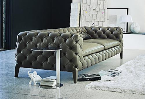 Designer Sofa Windsor Arketipo Chic Leather Sofa Windsor By - designer sofa windsor arketipo