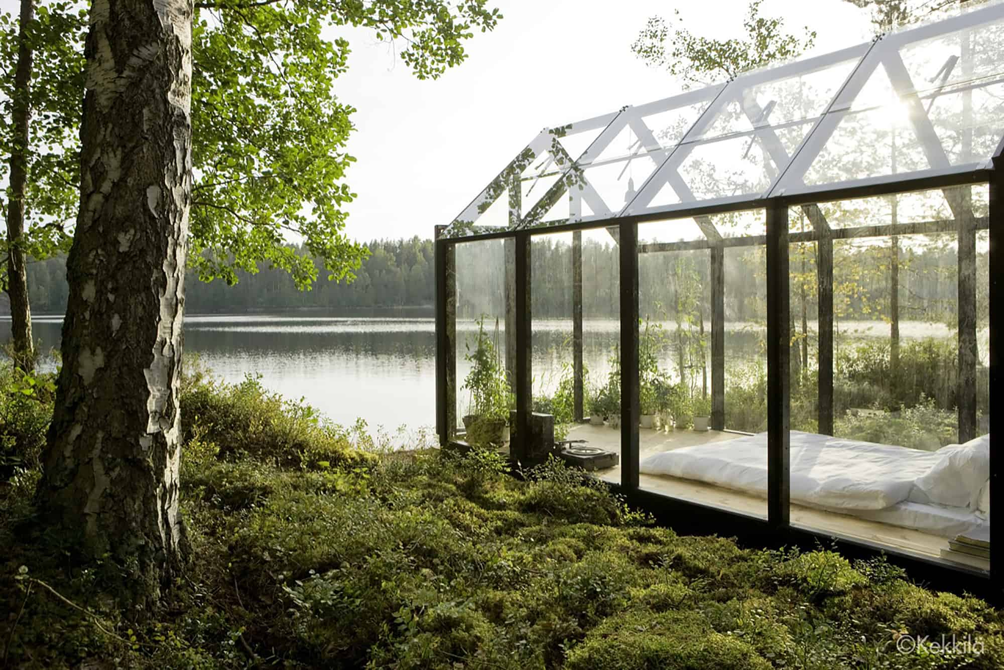 Planten Kas Combine Garden Shed And Green House Get A Fairytale Like