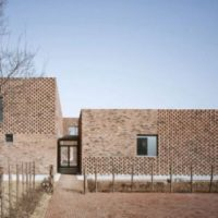 Brick Houses Ideas - Trendir