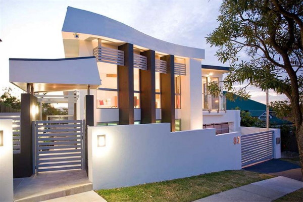 Cutting-Edge Modernist Style House In Brisbane, Australia